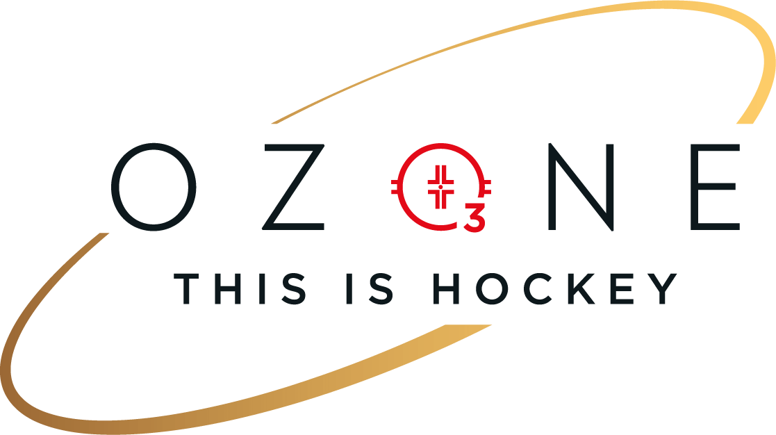 Ozone This is Hockey Logo